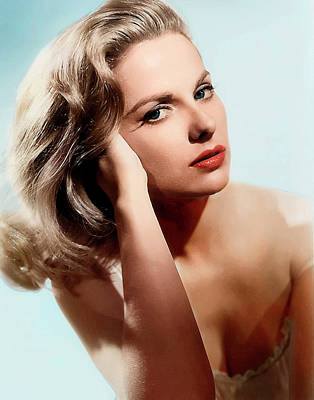 Royalty-Free and Rights-Managed Images -  Martha Hyer by Stars on Art