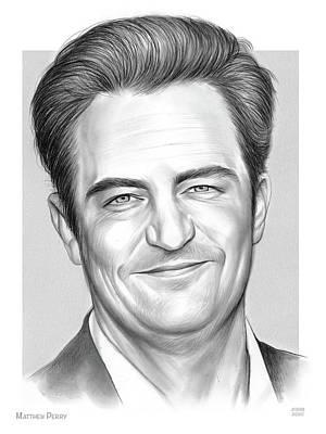 Drawings Royalty Free Images - Matthew 2 Royalty-Free Image by Greg Joens