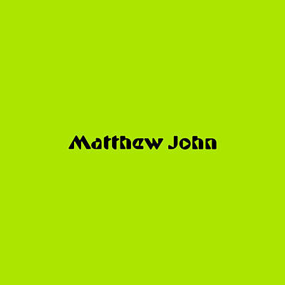 Royalty-Free and Rights-Managed Images - Matthew John by TintoDesigns