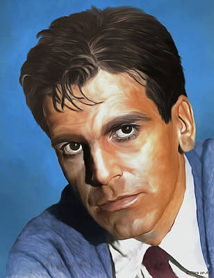 Royalty-Free and Rights-Managed Images - Maximilian Schell illustration by Stars on Art