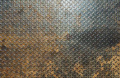 School Teaching - Metal texture background by Julien