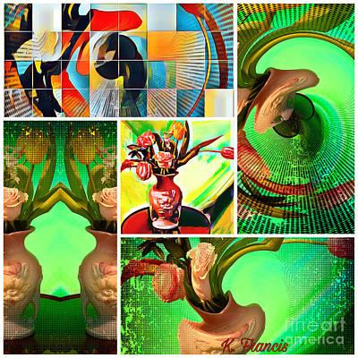Surrealism Digital Art - Metamorphosis by Karen Francis