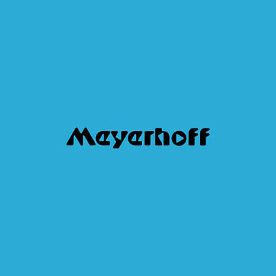 Royalty-Free and Rights-Managed Images - Meyerhoff by TintoDesigns