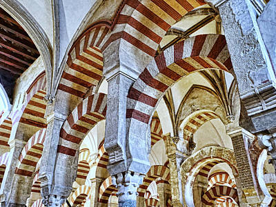 All You Need Is Love - Mezquita de Cordoba 14 by Allen Beatty