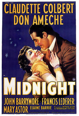 Royalty-Free and Rights-Managed Images - Midnight, 1939 -b by Stars on Art