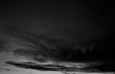 Travel - Midnight Cloudscape by Errol DSouza