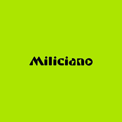 Royalty-Free and Rights-Managed Images - Miliciano by TintoDesigns