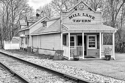 Beastie Boys - Mill Lane Tavern by Anthony Sacco
