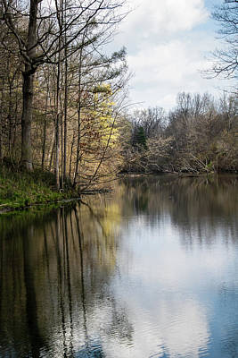 Photograph - Millstream Pond by Exploration Project
