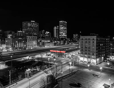 Lucille Ball - Milwaukee Public Market  - #15 by Steve Bell