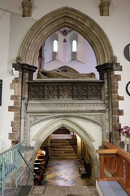 Design Pics - Minster Arches by Michaela Perryman