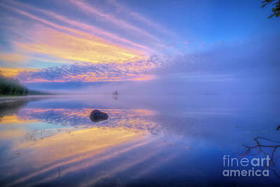 Royalty-Free and Rights-Managed Images - Misty morning 3 by Veikko Suikkanen