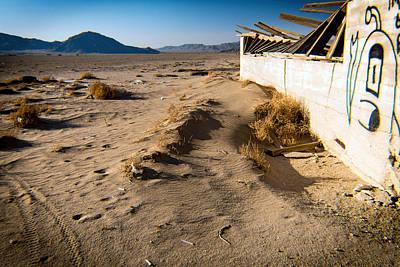 Photograph - Mojave Desert by Janna Jensen