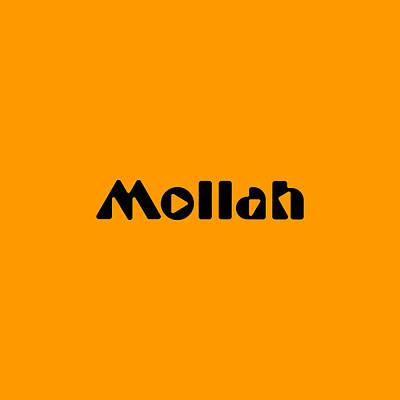 Digital Art - Mollah by TintoDesigns