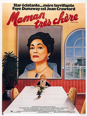 Royalty-Free and Rights-Managed Images - Mommie Dearest, 1981 by Stars on Art