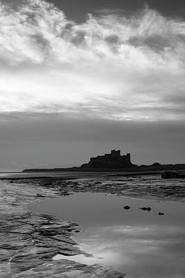 Photograph - Monochrome Sunrise by David Taylor
