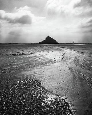 Photograph - Mont Saint-Michel by Cosmina Lefanto
