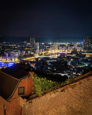 Photograph - Montagne De Bueren by Chase This Light Photography