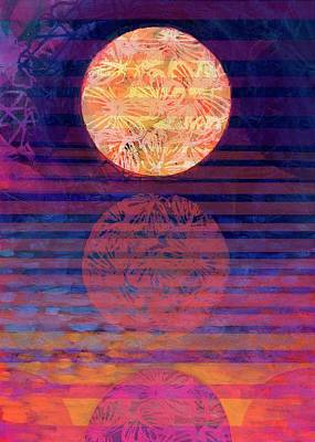 Royalty-Free and Rights-Managed Images - Moon Chant by Jennifer Lommers