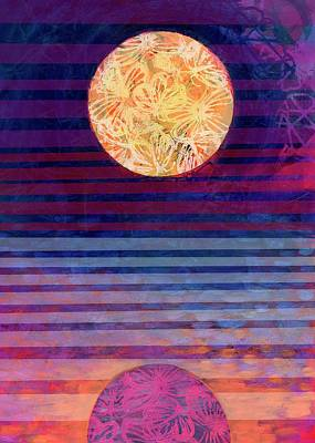 Aromatherapy Oils Royalty Free Images - Moon Power Royalty-Free Image by Jennifer Lommers