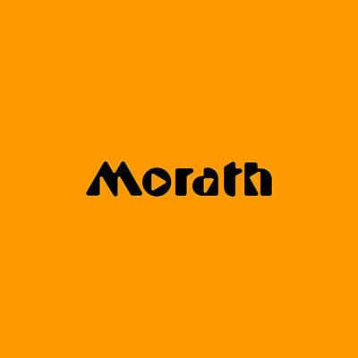 Digital Art - Morath by TintoDesigns