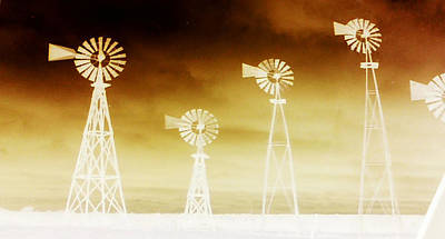 Royalty-Free and Rights-Managed Images - More Dust in the Wind  by Max Mullins