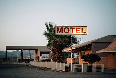 Rowing - Motel Niland 01 by Jon Bilous