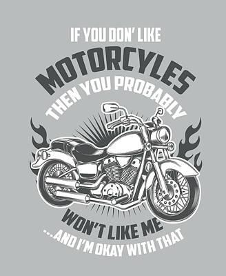 Irish Leprechauns - Motorcyles-png-bg by Celestial Images