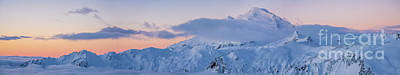 Royalty-Free and Rights-Managed Images - Mount Baker Snowscape from Artists Point by Mike Reid