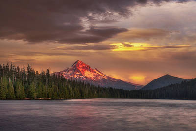 Royalty-Free and Rights-Managed Images - Mount Hood Moods by Darren White