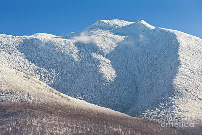 Amy Weiss - Mount Mansfield Winter Summit by Alan L Graham