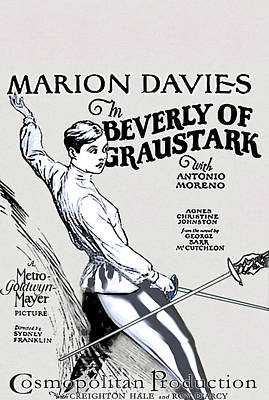 Open Impressionism California Desert Royalty Free Images - Movie poster for Beverly of Graustark, 1926 Royalty-Free Image by Stars on Art