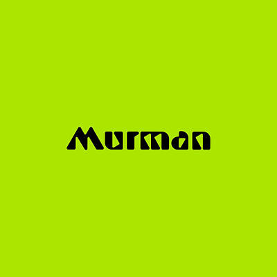 Royalty-Free and Rights-Managed Images - Murman #Murman by TintoDesigns