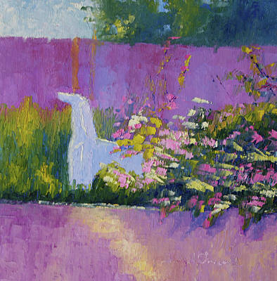Painting - My Back Yard by Terry Chacon