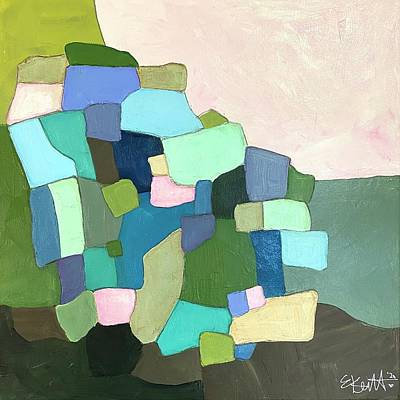 Painting - My Favorite Playlist by Elena Kent