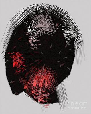 Animal Portraits - My head is spinning by Rafael Salazar