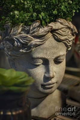 Photograph - My Innergarden by Karen Nadine