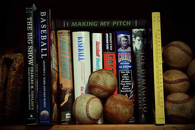 Sports Royalty-Free and Rights-Managed Images - My Tiny Library by Joe Vella
