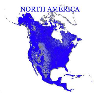 Christmas Christopher And Amanda Elwell - North America by David Lee Thompson