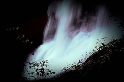 Ps I Love You - Nantahala Waterfalls-7 by Rudy Umans