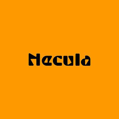 Digital Art - Necula by TintoDesigns
