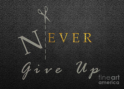 Antlers - Never Ever give up by Gunawan RB