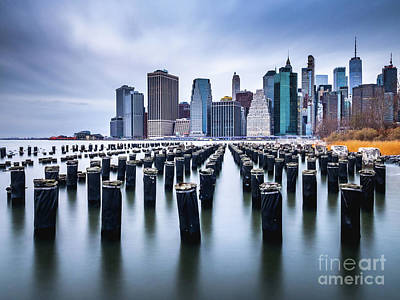 Photograph - New York Cityscape  by Andrew George Photography