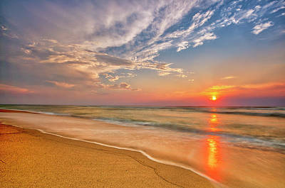 Rose - Newcomb Hollow Beach by Juergen Roth