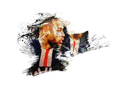 Sports Royalty-Free and Rights-Managed Images - Neymar Jr PSG by All Sport Art