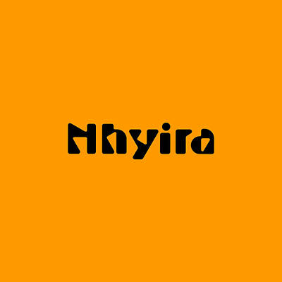 Digital Art - Nhyira by TintoDesigns
