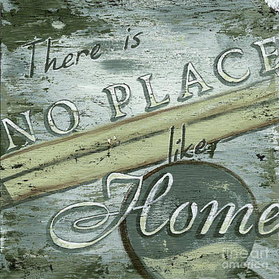 Royalty-Free and Rights-Managed Images - No Place Like Home by Debbie DeWitt