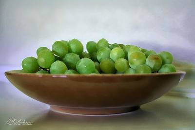 Marvelous Marble - No Sour Grapes In This Bowl by CJ Anderson