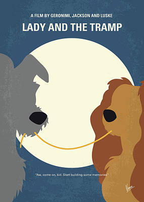 Lady And The Tramp Art Prints Fine Art America