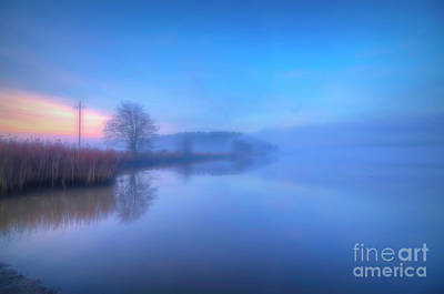 Royalty-Free and Rights-Managed Images - November misty morning 3 by Veikko Suikkanen